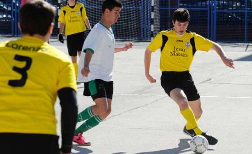 Futsal: Nuestra Señora de los Ángeles vs Jesús Maestro