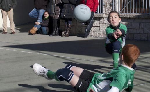 Voleibol: Las infantiles y cadetes consiguen cerrar la primera fase