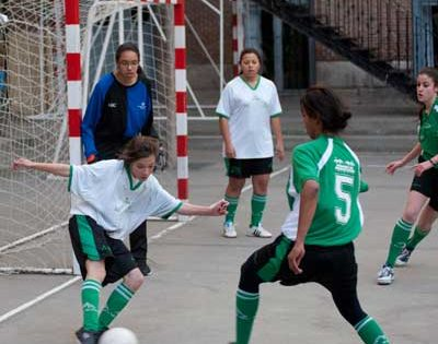 Futsal: sólo el medallero del cadete masculino se mantiene intacto