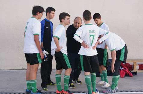 "Fútbol sala: Llegan las ""semis"""