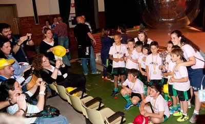 Clausura de los XXIV Juegos Deportivos de ECM
