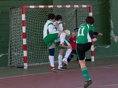 Fútbol sala: Jesús Maestro es el más galardonado de los XXIV Juegos Deportivos de ECM