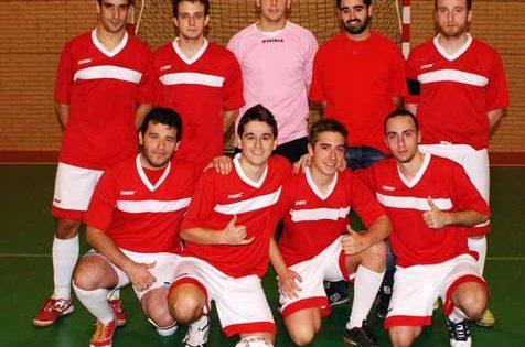 "Futsal: Sagrado Corazón de Jesús de Gutenberg vs Obispo Perelló ""A"""