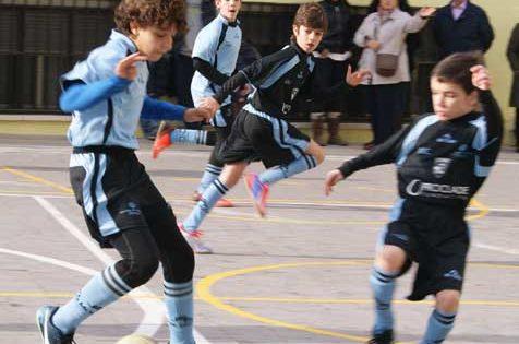 Futsal: Muchos partidos aplazados por el mal tiempo