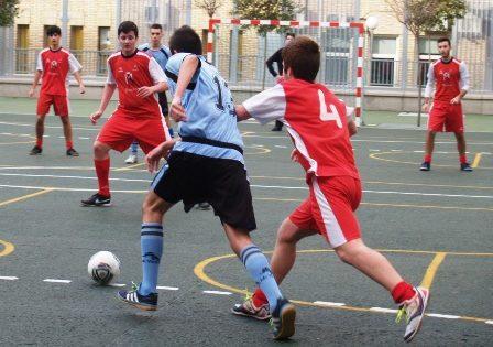 Futsal: Mater Immaculata y Nuestra Señora de la Consolación tienen opción al podio en cuatro categorías