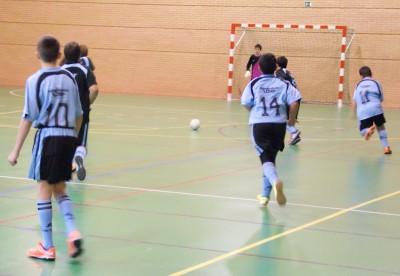 "Futsal: Amor de Dios ""B"" vs Mater Immaculata ""A"""