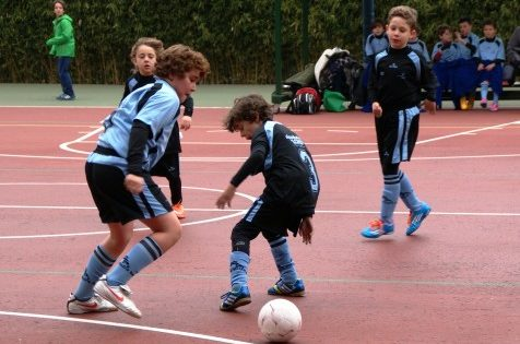 Futsal: Bristol A vs Amor de Dios B