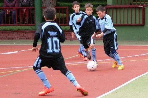 """Futsal: los prebenjamines y alevines de Claret """"A"""", en primera posición"""