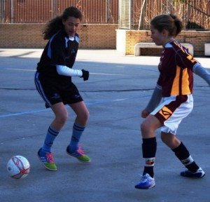 Futsal: Buena jornada para el Mater Immaculata