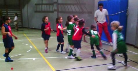 Baloncesto: Las alevines de Instituto Veritas y Pureza de María se cuelan en la final