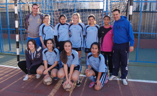 Futsal: Nuestra Señora de los Ángeles vs Mater Immaculata A