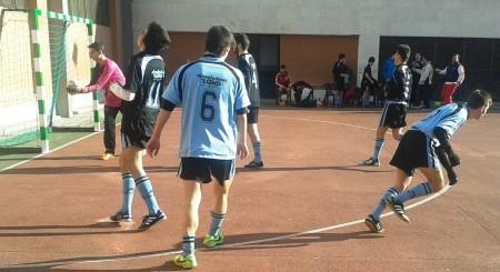 Futsal: Miramadrid se hace hueco en la final