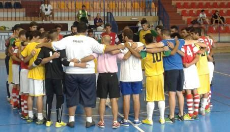 Claret Las Palmas logra la plata en baloncesto en el torneo internacional FISEC