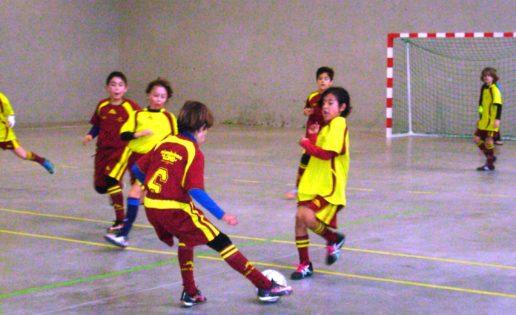 Futsal: Fray Luis de León A vs Capuchinos A