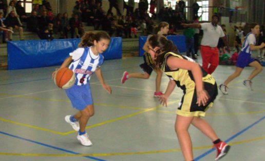 Baloncesto: Instituto Veritas vs Nuestra Señora del Recuerdo B