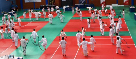 Éxito rotundo en el III Campeonato de Judo de ECM
