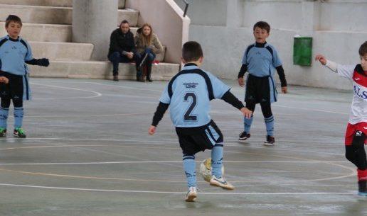 Futsal: Santa Catalina de Sena vs Antamira