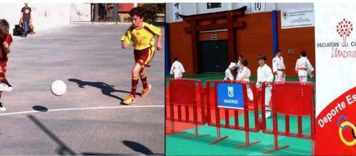 Gran jornada en ECM: Juegos Deportivos y III Campeonato de Judo