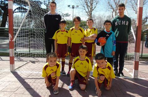 Futsal: SC Jesús Ferraz vs Santa María del Pilar B