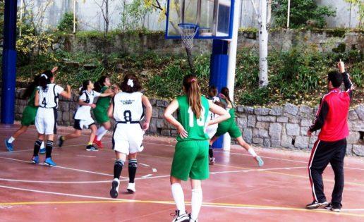 Baloncesto: Irlandesas vence a Mirasierra