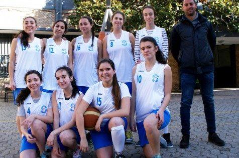 Baloncesto: Padre Piquer vs Liceo Europeo