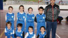 Baloncesto: Virgen de Mirasierra C vs Miramadrid
