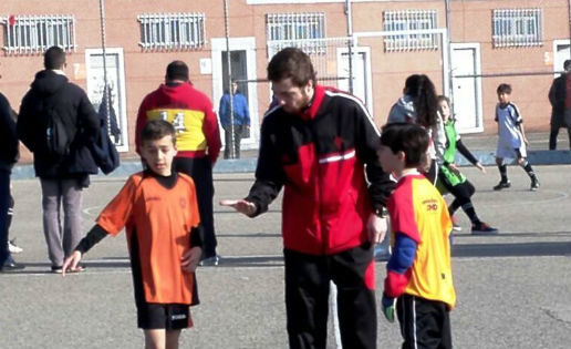 Fútbol sala: Sta. Mª Pilar «B» resiste frente a Sta. Gema Galgani