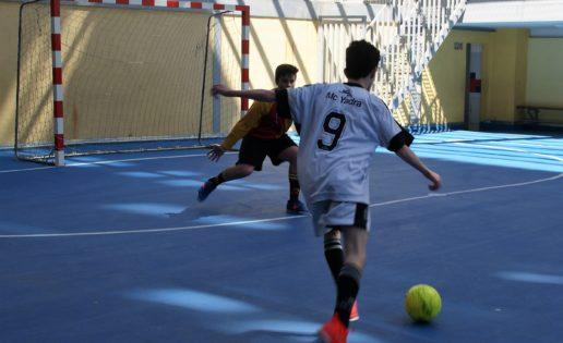 """Las mejores imágenes del partido disputado entre Blanca de Castilla y Patrocinio San José """"A"""""""