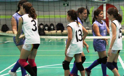 Concluye la fase de grupos del campeonato alevín