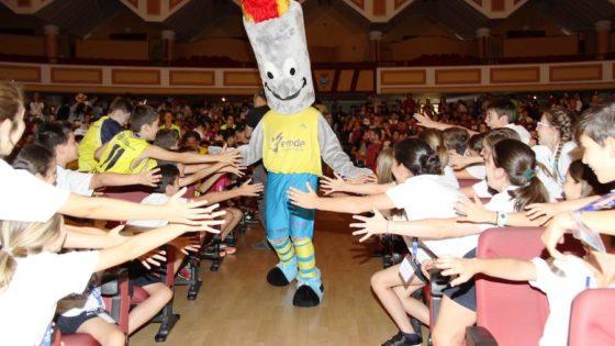 Los Juegos EMDE coronan a los campeones alevines