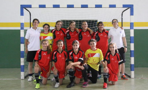 """Raquel García, del Málaga CFF: """"Es muy importante que el deporte femenino crezca"""""""