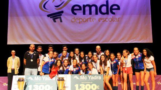 """Olaia Abadía, Secretaria de Educación: """"El deporte es una actividad profundamente educativa"""""""