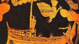 ¿Qué le cantan las sirenas a Ulises?