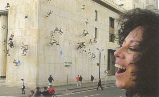 Doris Salcedo: El arte como cicatriz.