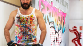 Antonio de Felipe. Graffiti Pop