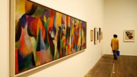 Sonia Delaunay: The EY Exhibition