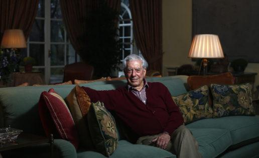 Entrevista a Mario Vargas Llosa.