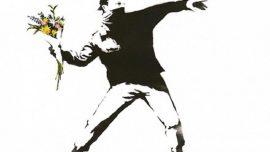 Banksy: Del fondo del callejón a un palacio romano