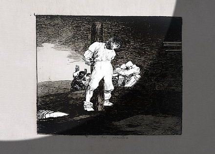 Imágenes rotas: Goya en Farideh Lashai