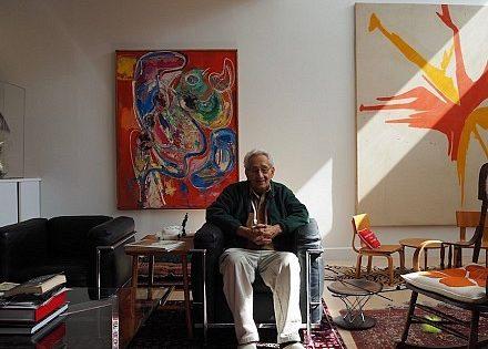 Entrevista a Frank Stella