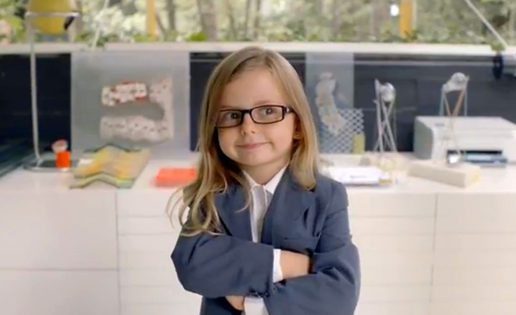 «Mi pequeña»: Un anuncio de seguros diferente.