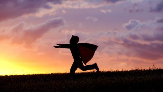'Mamá, tengo superpoderes'.
