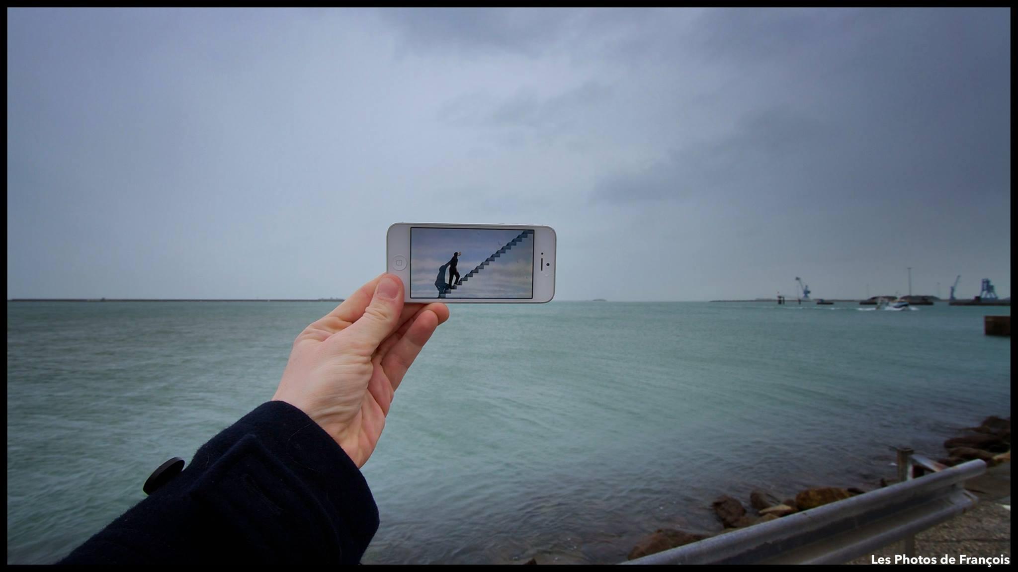 Ficción en la vida real: Las 25 fotos más divertidas de François Dourlen
