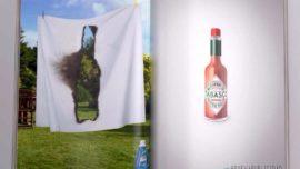 35 anuncios brutales a doble página