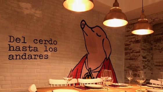 La Porcinería: orgullosamente cerdos