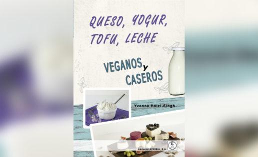 Cinco deliciosas recetas para veganos