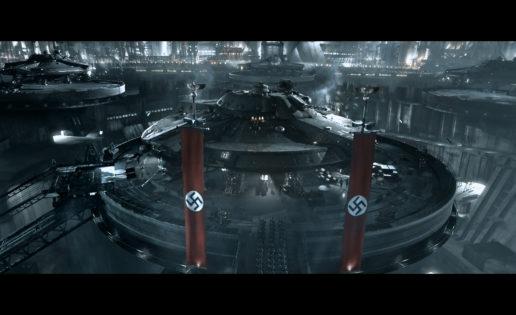 Los platillos volantes de los nazis y su supuesto viaje a la Luna