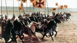 El mito de la caballería medieval: una invención de los nobles