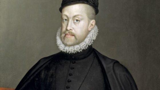 La muerte de Felipe II por una invasión de piojos y otros mitos regios (Parte I)