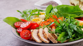 Keto, ceto o cetogénica: las dos caras de una dieta